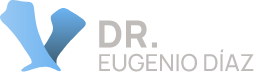 Doctor Eugenio Díaz, traumatólogo