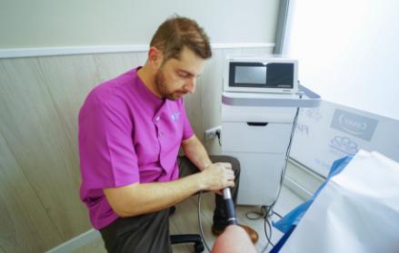 Artoscopia de rodilla